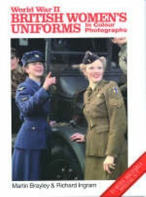 WWII British Women's Uniforms Vintage Fashion Book WW2 Army Womens Ladies • 16.99£