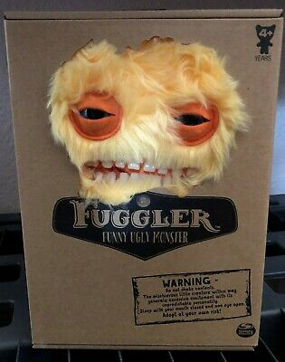 $ CDN31.70 • Buy Fuggler Funny Ugly Monster 9  YELLOW FUZZY AWKWARD BEAR VARIANT 2 VHTF NEW
