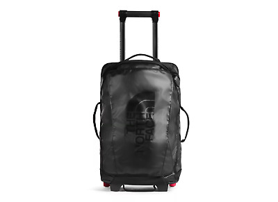 The North Face Rolling Thunder 22 Inch Carry On Rolling Duffle Luggage Bag BLACK • 179.22£