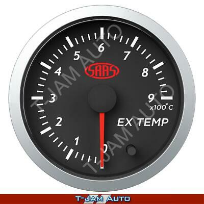 AU78.45 • Buy SAAS StreetLine Series Exhaust Temp Gauge 52mm