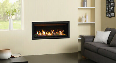 Gazco Studio 2 Balanced Flue Gas Fire Edge • 1,750£