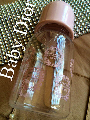 £125 • Buy 100% AUTHENTIC Exclusive BABY DIOR PINK PRINCESS Designer BOTTLE  WORLD SELL-OUT