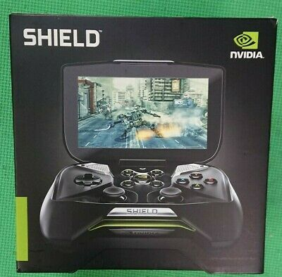 $ CDN169.86 • Buy NVIDIA SHIELD Portable Handheld Gaming Controller (P2450) Android Touch Screen