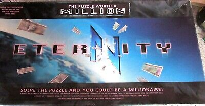£29.99 • Buy RARE Vintage Eternity Puzzle Boardgame UK 1999 Brand New & Collectible