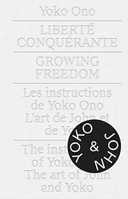 Yoko Ono: Growing Freedom New Paperback Book • 13.24£