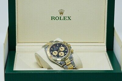$ CDN27763.65 • Buy Rolex Daytona 18kt Yellow Gold & Steel Rare Paul Newman Dial 116503