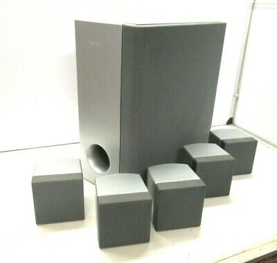SONY 5.1 SPEAKER SYSTEM SS-WS9 As Pictured • 27.74£