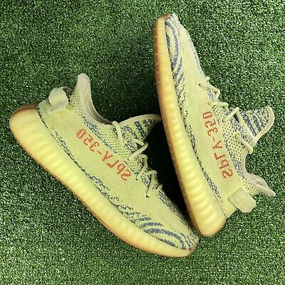 $ CDN207.61 • Buy Yeezy 350 V2 Semi Frozen Yellow Size 9.5 Pre Owned