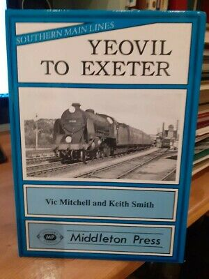 Yeovil To Exeter Southern Main Lines Very Good Condition 1991 • 5£