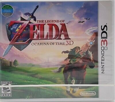 AU52.37 • Buy 🔥 The Legend Of Zelda: Ocarina Of Time 3D (world Edition)3ds/ Brand New IN 🤚🔥
