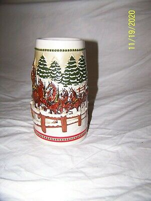 $ CDN13.09 • Buy Vintage 1984 Budweiser Limited Edition Stein