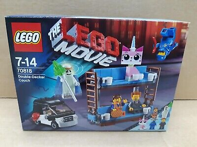 $ CDN58.38 • Buy LEGO 70818 The LEGO Movie: Double-Decker Couch Sealed Case