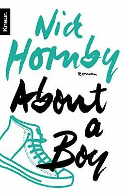 About A Boy By Hornby, Nick Paperback Book The Cheap Fast Free Post • 12.99£
