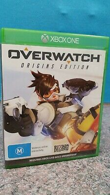 AU25 • Buy Overwatch Xbox One Game - Free Post
