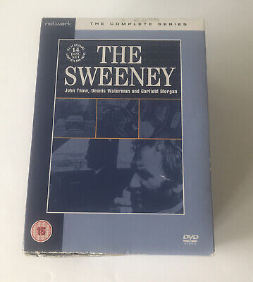 The Sweeney Series 1-4 Complete Collection DVD 14-Disc 1 2 3 4 • 19.99£