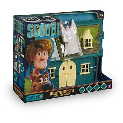 £33.94 • Buy Scoob! Scooby Doo Haunted Mansion Playset With Ghost Figure NEW