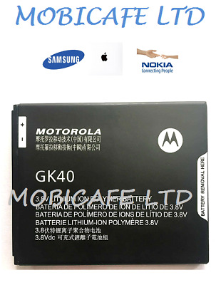 AU26.66 • Buy Genuine Motorola GK40 Battery For Motorola Moto G4 Play E3, E4, Moto G5