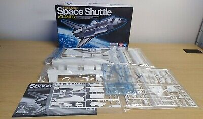1:100 Scale Space Shuttle Atlantis Model Kit By Tamiya (inc Markings For All) • 59.99£