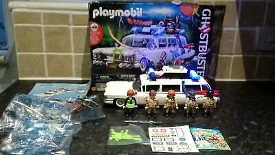 Playmobil Ghostbusters Ecto 1 With Box • 14.99£