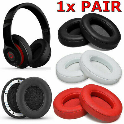 AU9.25 • Buy Replacement Ear Pads For Beats By Dr. Dre Solo 2 / 3 Wireless Headphone Earpads