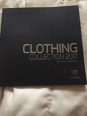 Triumph Clothing Collection Spring/summer 2017 • 1.50£