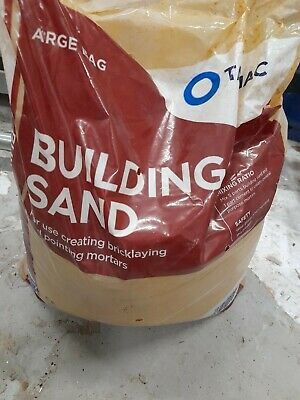 Building Sand Bags X 4 • 10£