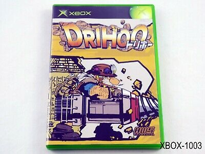 AU90.26 • Buy Drihoo Xbox Japanese Import JP NTSC-J Region Locked Japan US Seller