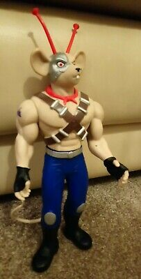 Biker Mice From Mars Big Vinnie Action Figure Toy Large 12'' Galoob  • 15£