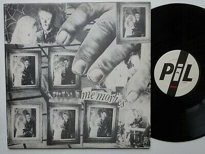 PUBLIC IMAGE LTD Memories - EX/EX Cond Virgin 12  (1979) • 9.99£