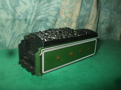 HORNBY LNER A1/A3/A4 APPLE GREEN CORRIDOR TENDER BODY ONLY - No.5 • 13.95£
