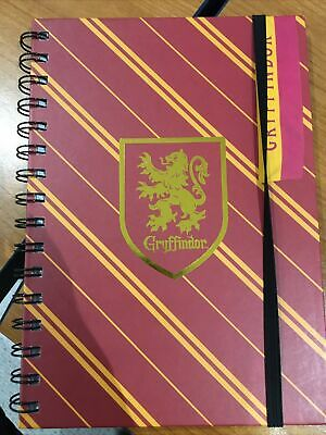 Harry Potter Gryffindor Diary (Any Year / Date) • 2.99£