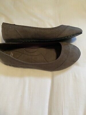 Evans, Grey Shoes, Size 9 EEE, New (No Box) • 5£