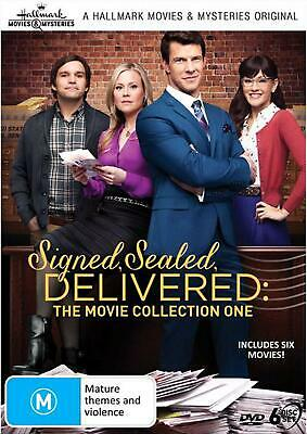 AU74.79 • Buy Signed, Sealed, Delivered | Movie Collection 1 - DVD Region 4 Free Shipping!