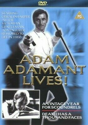 £20.98 • Buy Adam Adamant Lives! [DVD] [1966] - DVD  5WVG The Cheap Fast Free Post
