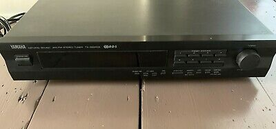 Yamaha AM/FM Stereo Tuner TX-592RDS. Used But Fully Functioning. • 5£