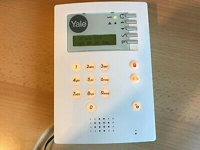 Any OthtYALE Control ALARM Panel System Sold As SPARE . FREE POST.. • 26.10£