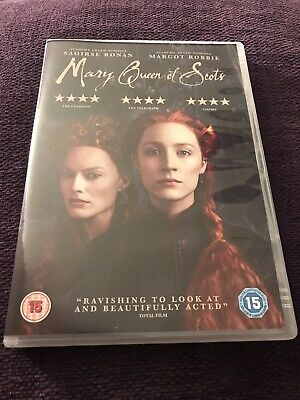 Mary Queen Of Scots DVD 2019 • 0.99£
