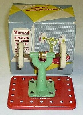 Mamod Miniature Polishing Machine Boxed • 10£