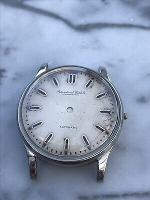 IWC Watch Case And Dial Automatic 33mm Case • 450£