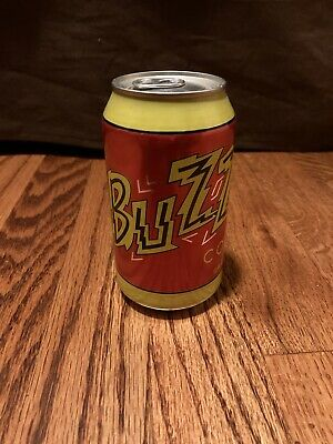 $ CDN5.07 • Buy The Simpsons Buzz Cola Full Can - Limited Edition - 2007