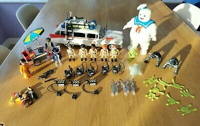 Playmobil Ghostbusters Ecto 1, Figures & Accessories Bundle • 16£