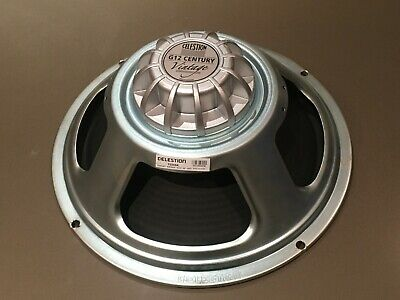 Celestion G12 Century Vintage 16 Ohm Pair Of Speakers In Used But Good Condition • 50£