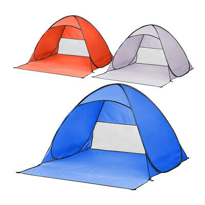 AU29.99 • Buy Mountview Pop Up Beach Tent Camping Portable Hiking Tents 2 Person Shelter