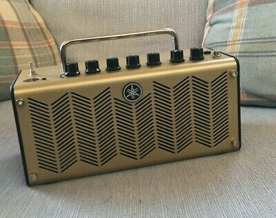 YAMAHA THR5A GUITAR COMBO AMPLIFIER (+ Power Supply) • 50£