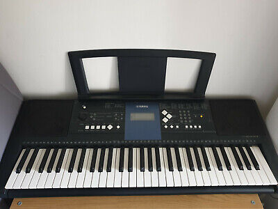 Yamaha PSR-E333 Touch-Sensitive Keyboard • 50£