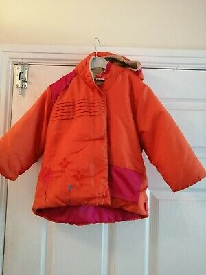MARESE Girls Winter Coat Age 2T 86CM AGE2 • 3£