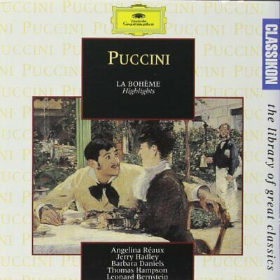 Soloists - Puccini:La Boheme Hlts - Soloists CD VOVG The Cheap Fast Free Post • 5.23£