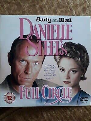 Danielle Steel's  Full Circle  Daily Mail Promo DVD Rating 12 Like New **** • 1.50£