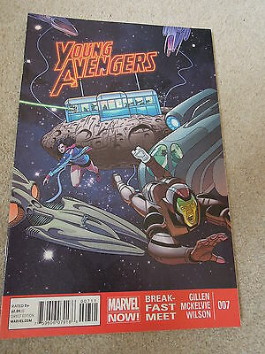 Young Avengers - Issue 7 - Marvel Now! • 1£