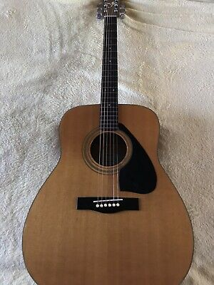 Yamaha FG 410A Acoustic Guitar. Great Instrument • 55£